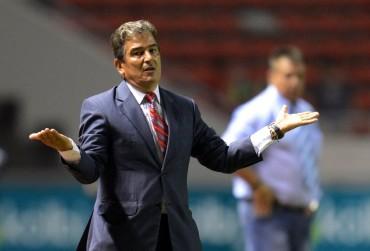 Jorge Luis Pinto salió satisfecho por el trabajo ante Belice