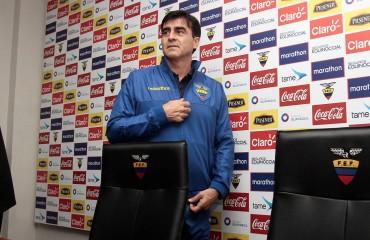 Entrenador de Ecuador confirmó que tendrá bajas ante Honduras