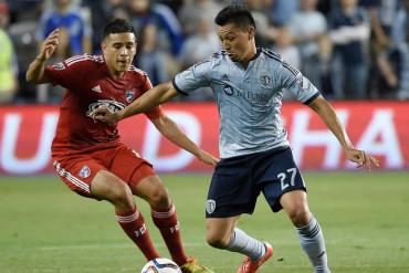 Duelos de catrachos en la MLS de los Estados Unidos