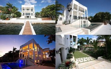 Lebron vende su mansión en Miami por 12 millones de euros