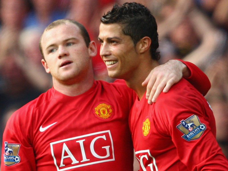 Los Angeles F.C juntaría a CR7y Rooney