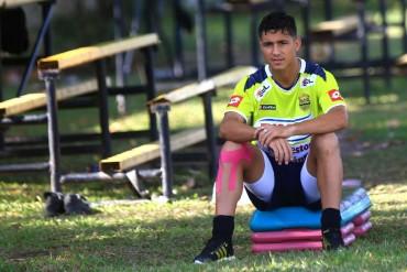 """Gerson Rodas: """"Las lesiones me han perjudicado mucho"""""""