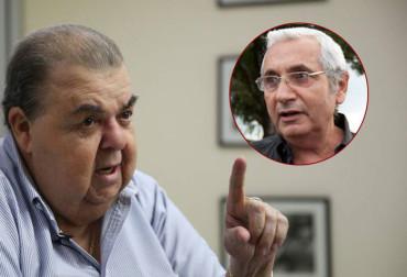 Rafael Ferrari arremetió contra Selim Canahuati