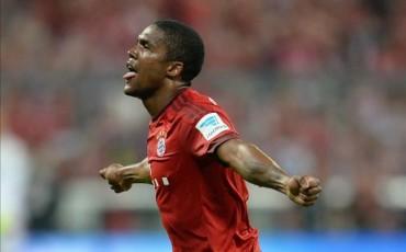 Douglas Costa, la sensación del Bayern