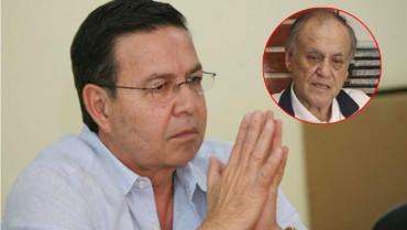 """Rafael Callejas: """"Tengo la fe que el Profe """"Chelato"""" mejorará"""""""