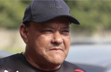 Carlos Orlando Caballero estalló contra Daniel Uberti