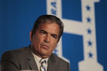 Jorge Luis Pinto, ha encendido las alarmas en Honduras