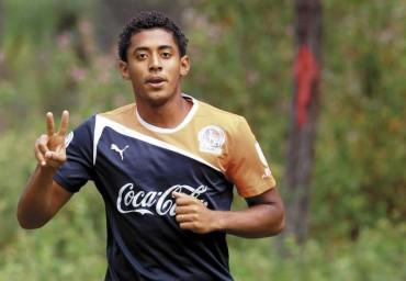 """El Club Tenerife hace oficial la contratación de Anthony """"Choco"""" Lozano"""