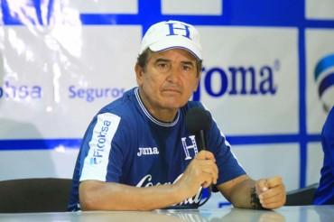 Jorge Luis Pinto brindará hoy listado para amistoso entre Venezuela y Ecuador