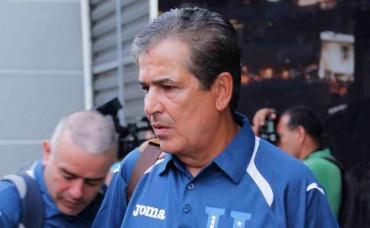 """Jorge Luis Pinto: """"Voy preocupado, pero confio que estaremos en el Preolímpico"""""""