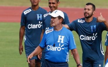 Honduras ha pactado dos fogueos para el mes de septiembre