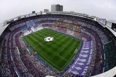 El Santiago Bernabéu estrenará césped