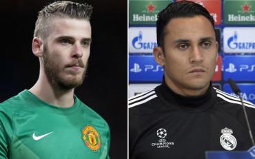 De Gea ficha por el Madrid y Keylor Navas se marcha al United