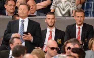 De Gea dice que está listo para jugar con el Manchester United
