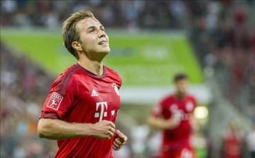 El Arsenal, posible destino de Mario Götze