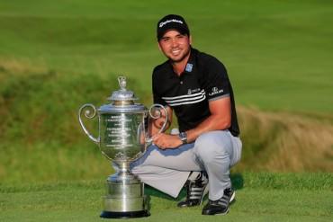 Jason Day, ganador del PGA Championship