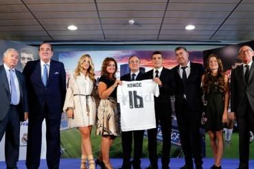 Mateo Kovacic, agradecido con Real Madrid