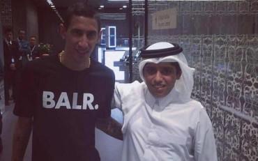 Di María, en Doha para ultimar su fichaje por el PSG