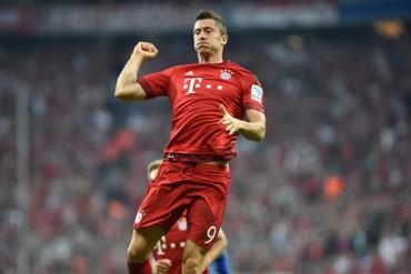 Bayern estrenó título goleando en Bundesliga