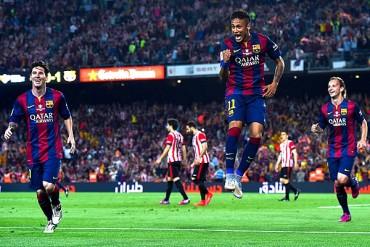 Neymar será baja por 15 dias por paperas