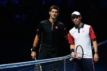 Ranking ATP: Djokovic lidera, Nishikori es cuarto