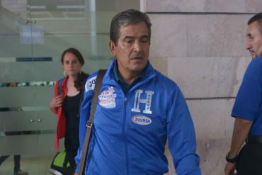 """Jorge Luis Pinto: """"Aprendimos mucho de estos amistosos ante Panamá"""""""