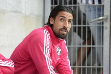 Sami Khedira se perderá inicio de Serie A