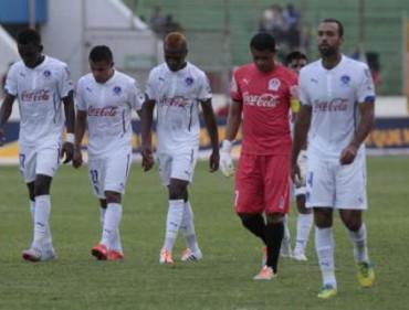Olimpia quedó eliminado de la Liga de Campeones de la Concacaf