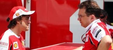 "Tombazis: ""Ferrari debería haberse quedado con Alonso"""