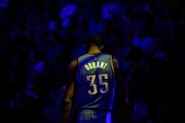 El futuro de Durant podría estar en Los Angeles Lakers