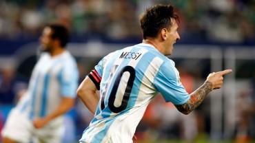 Argentina recibirá a Ecuador en el debut de la eliminatoria