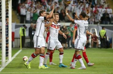 Alemania se vengo de Polonia