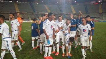 Tenerife logró su primer triunfo en la Segunda División de España