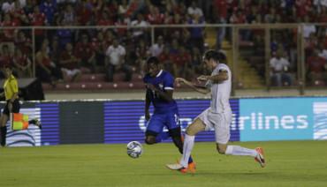 Panamá pierde de local ante la Selección de Uruguay