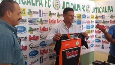 Emilio Umanzor fue presentado de forma oficial como nuevo DT del Juticalpa