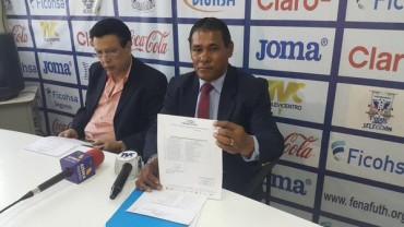 José Valladares da lista de sus guerreros para disputar el Mundial Sub-17 en Chile