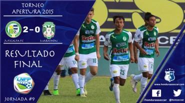 Juticalpa FC termina su mala racha jugando de local