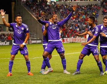 Bryan Róchez marcó su segundo gol en la MLS