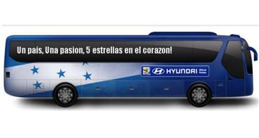 """La """"H"""" tendrá un bus de lujo para las Eliminatoria"""