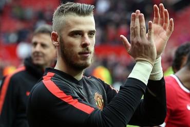 De Gea, cuatro años más en Manchester United