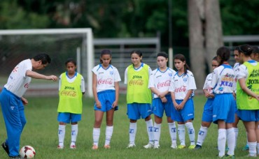 Selección de Honduras Femenina fue goleada por Estados Unidos