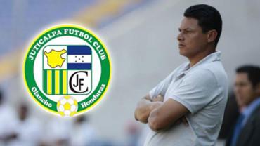 Emilio Umanzor será presentado hoy con nuevo DT del Juticalpa FC