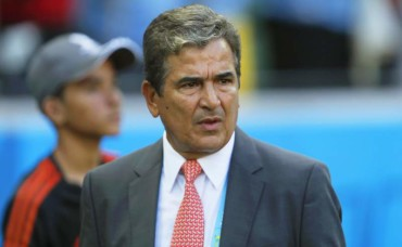 "Jorge Luis Pinto: ""Nos vamos contentos porque tuvimos cosas importantes"""