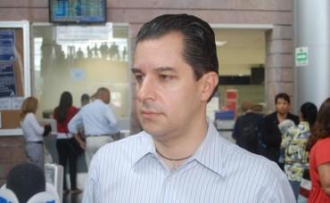 """Rafael Villeda: """"Nosotros estamos tranquilos y seguimos confiando en Hector Vargas"""""""