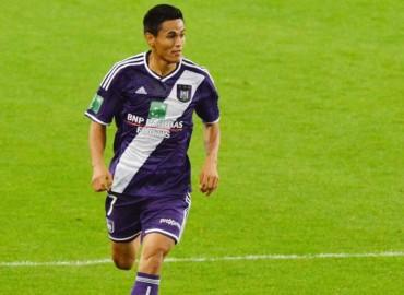 Andy Najar sin problemas físico, jugó con el Anderlecht