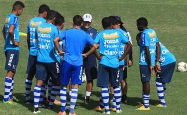 La Selección Sub-23 de Honduras inicia sus trabajos en Comayagua