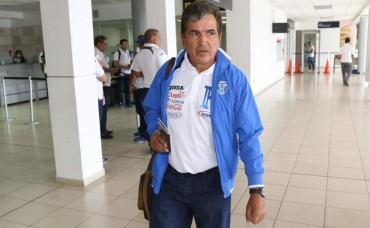 """Jorge Luis Pinto: """"No solo a participar vamos, queremos la clasificación"""""""