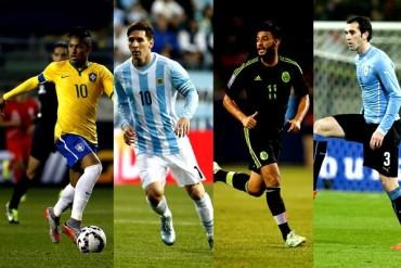 Fecha FIFA ¿Contra quién juegan las estrellas?