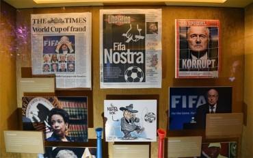 La FIFA llega al museo de la mafia de Las Vegas