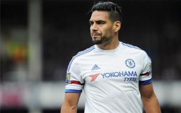 Falcao ya es invisible en el Chelsea